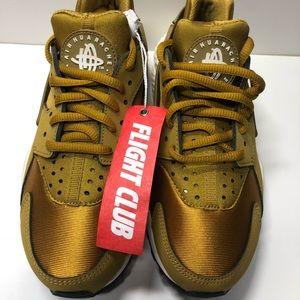 Nike Huarache Bronzine Womens